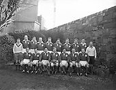 1955 Ireland vs Engand Five Nations
