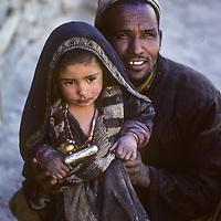 Balti villagers, Panikhar, Ladakh.