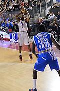 DESCRIZIONE : Roma Lega serie A 2013/14 Acea Virtus Roma Banco Di Sardegna Sassari<br /> GIOCATORE : Phill Goss <br /> CATEGORIA : tiro tre punti<br /> SQUADRA : Acea Virtus Roma<br /> EVENTO : Campionato Lega Serie A 2013-2014<br /> GARA : Acea Virtus Roma Banco Di Sardegna Sassari<br /> DATA : 22/12/2013<br /> SPORT : Pallacanestro<br /> AUTORE : Agenzia Ciamillo-Castoria/ManoloGreco<br /> Galleria : Lega Seria A 2013-2014<br /> Fotonotizia : Roma Lega serie A 2013/14 Acea Virtus Roma Banco Di Sardegna Sassari<br /> Predefinita :