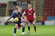 Aberdeen forward Marley Watkins (50) during the Scottish Premiership match between Aberdeen and Hamilton Academical FC at Pittodrie Stadium, Aberdeen, Scotland on 20 October 2020.