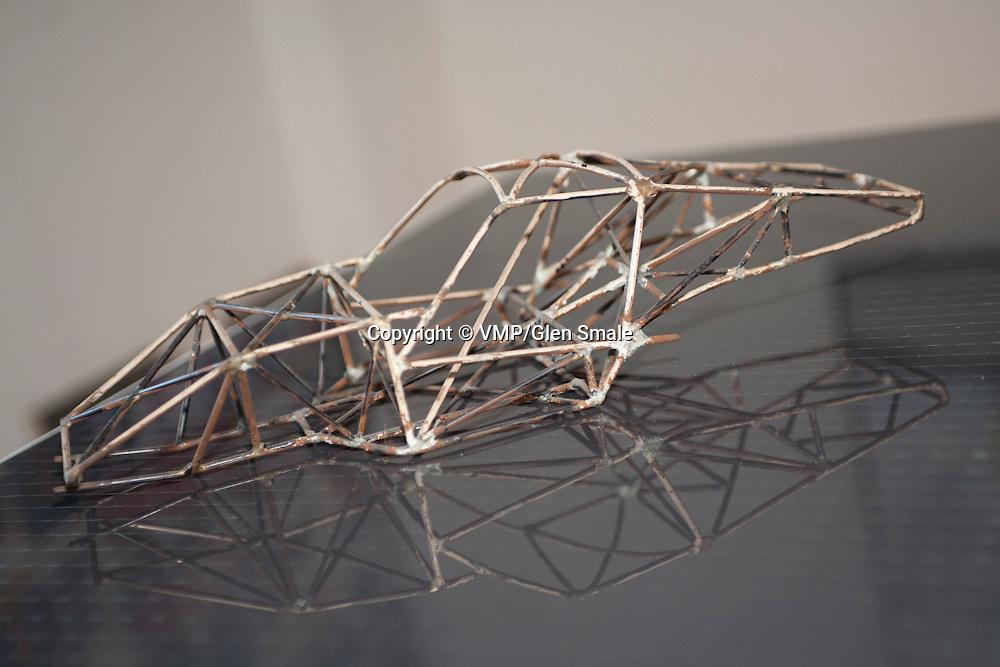 Kremer Porsche 935 K4 Tubular Framework, Kremer Racing Workshop 2007