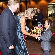 20170915 Willem-Alexander en Máxima bij première Ode aan de Meester