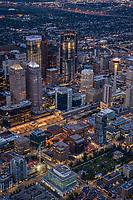 Calgary Tower & Downtown Calgary