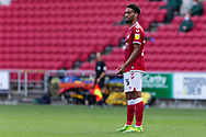 Bristol City's Zak Vyner (26) during the EFL Cup match between Bristol City and Exeter City at Ashton Gate, Bristol, England on 5 September 2020.