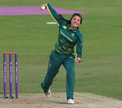 June 15, 2018 - Canterbury, England, United Kingdom - Sune Luus South Africa Women.during Women's One Day International Series match between England Women against South Africa Women at The Spitfire Ground, St Lawrence, Canterbury, on 15 June 2018  (Credit Image: © Kieran Galvin/NurPhoto via ZUMA Press)