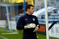 Josh Barnes. Stockport County FC 1-2 Weymouth FC. Vanarama National League. 31.10.20
