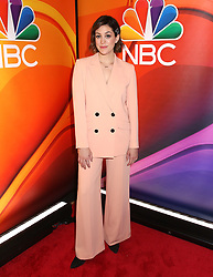 NBC 2019 Upfront held at The Four Seasons Hotel on May 13, 2019 in New York City, NY © Steven Bergman/AFF-USA.COM. 13 May 2019 Pictured: Caitlin McGee. Photo credit: Steven Bergman/AFF-USA.COM / MEGA TheMegaAgency.com +1 888 505 6342