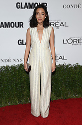 November 14, 2016 - Hollywood, California, U.S. - Constance Wu arrives for the Glamour Women of the Year Awards 2016 at the Neuehouse Hollywood. (Credit Image: © Lisa O'Connor via ZUMA Wire)