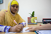 Najma is a member of the worker Participation Committee at Epyllion Group factory in Dhaka, Bangladesh.