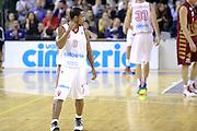 DESCRIZIONE : Milano Lega A 2013-14 Cimberio Varese vs Umana Reyer Venezia <br /> GIOCATORE : Clark Keydren<br /> CATEGORIA : Esultanza<br /> SQUADRA :Cimberio Varese<br /> EVENTO : Campionato Lega A 2013-2014<br /> GARA : Cimberio Varese vs Umana Reyer Venezia<br /> DATA : 27/10/2013<br /> SPORT : Pallacanestro <br /> AUTORE : Agenzia Ciamillo-Castoria/I.Mancini<br /> Galleria : Lega Basket A 2013-2014  <br /> Fotonotizia : Milano Lega A 2013-14 EA7 Cimberio Varese vs Umana Reyer Venezia<br /> Predefinita :