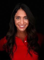 iPhone Portraits of the 2017 Presidents Cup, Allison Stokke, Jersey City, New Jersey
