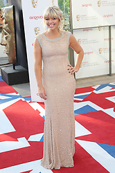 Kate Thornton arriving at the British Academy Television Awards in London on Sunday, May 27th 2012.  Photo by: Stephen Lock / i-Images