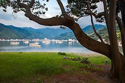 Heda Port Harbor,  Shizuoka Prefecture, Izu Peninsula, Japan