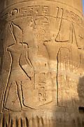 Luxor Temple..Luxor, Egypt
