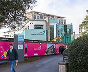 Hele Building, Exeter College, Exeter, Devon, England, UK