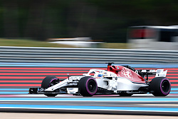 June 23, 2018 - Le Castellet, Var, France - Sauber Driver MARCUS ERICSSON (SWE) in action during the Formula one French Grand Prix at the Paul Ricard circuit at Le Castellet. (Credit Image: © Pierre Stevenin via ZUMA Wire)