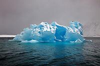 Áritco. Islas Svalbards<br /> Paisaje helado<br /> <br /> © JOAN COSTA