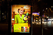 "Crisis - ""Licor Beirão"" advertisement jokes with Merkel and Sarkosy"