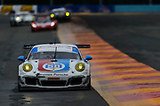 June 28, 2015- Watkins Glen 6hour: Brumos Porsche, Snow, Heylen, Valverde  Wright Porsche 911 GT GTLM