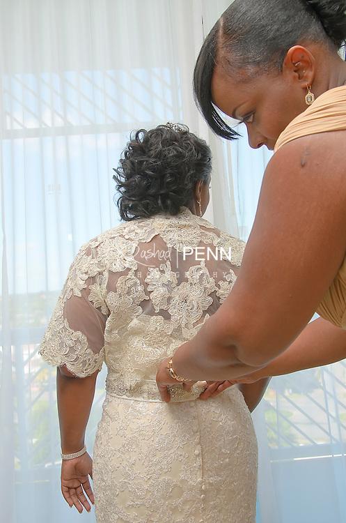Voneta and David Wedding at the Grand Lucayan Hotel Freeport Grand Bahama
