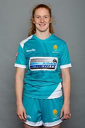 Paige Farries of Worcester Warriors Women - Mandatory by-line: Robbie Stephenson/JMP - 27/10/2020 - RUGBY - Sixways Stadium - Worcester, England - Worcester Warriors Women Headshots