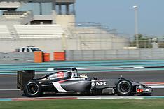 2014 Test November Abu Dhabi