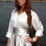 NLD/Amsterdam/20070610 - Presentatie Playboy's Playmates Collectors Special Edition, playmate en model, Dorien Rose Duinker