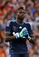 Brice Samba - 24.07.2013 - Lens / Marseille - Match Amical -<br /> Photo: Dave Winter / Icon Sport