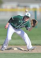 Black River at Elyria Catholic high school baseball..© David Richard