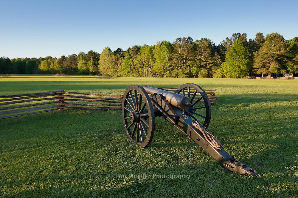 Port Hudson State Historic site in East Feliciana Parish, Louisiana