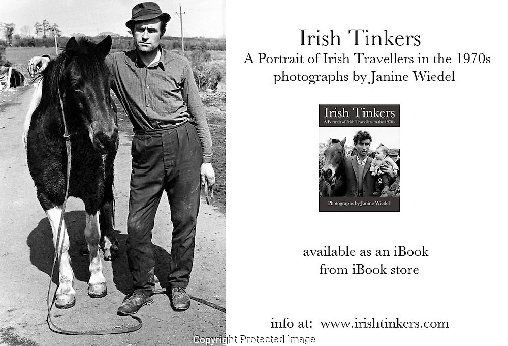 From Irish Tinkers A Portrait of Irish Travellers in the 1970s