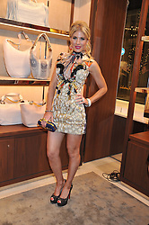 HOFIT GOLAN at the Salvatore Ferragamo Old Bond Street Boutique Store Launch on 5th December 2012.