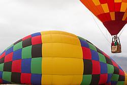 Hot Air Balloon festival in New Mexico