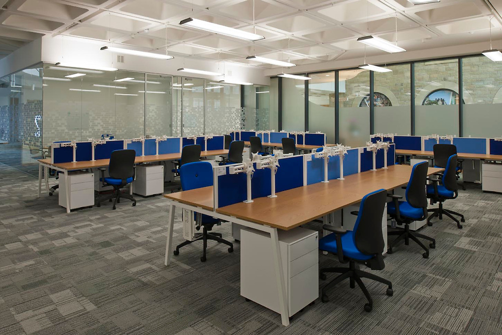 PRODUCT INSTALLATION - OFFICE FURNITURE