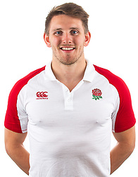William Edwards of England Rugby 7s - Mandatory by-line: Robbie Stephenson/JMP - 17/09/2019 - RUGBY - The Lansbury - London, England - England Rugby 7s Headshots