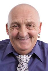 Portrait of a man,