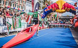 08.09.2018, Lienz, AUT, 31. Red Bull Dolomitenmann 2018, im Bild Hudetz Harald (AUT, Red Bull) // Hudetz Harald (AUT, Red Bull) during the 31th Red Bull Dolomitenmann. Lienz, Austria on 2018/09/08, EXPA Pictures © 2018, PhotoCredit: EXPA/ JFK