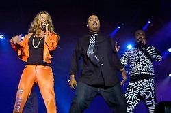 Show da banda Black Eyed Peas, no auditorio da FIERGS, em Porto Alegre-RS, 08/11/2006. FOTO: Luiz A. Guerreiro/Preview.com