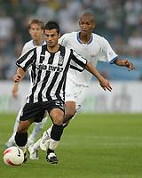 Ali Tandogan gegen Cesar © Andy Mueller/EQ Images