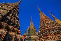 Wat Po (also called Wat Jetubon), Bangkok, Thailand
