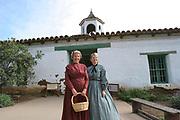 Casa de Estudillo, Old Town State Historic Park, San Diego, California (SD)