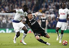 Tottenham Hotspur v Ajax - 30 April 2019