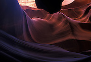 Unique rock formations of Upper Antelope Canyon, Page, Arizona. ..Subject photograph(s) are copyright Edward McCain. All rights are reserved except those specifically granted by Edward McCain in writing prior to publication...McCain Photography.211 S 4th Avenue.Tucson, AZ 85701-2103.(520) 623-1998.mobile: (520) 990-0999.fax: (520) 623-1190.http://www.mccainphoto.com.edward@mccainphoto.com