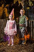 Halloween Portraits 2007-2016