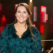 NLD/Hilversum/20151211 - 2e Liveshow The Voice of Holland, TVOH, Melissa Janssen