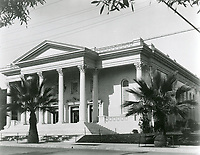 1926 Fifth Church of Christ on Hollywood Blvd. at La Brea Ave.