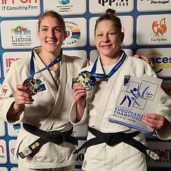 20210417: POR, Judo - 2021 European Judo Championships in Lisbon