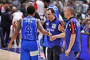 DESCRIZIONE : Campionato 2014/15 Serie A Beko Dinamo Banco di Sardegna Sassari - Grissin Bon Reggio Emilia Finale Playoff Gara4<br /> GIOCATORE : Edgar Sosa Paolo Citrini Massimo Maffezzoli<br /> CATEGORIA : Fair Play Allenatore Coach<br /> SQUADRA : Dinamo Banco di Sardegna Sassari<br /> EVENTO : LegaBasket Serie A Beko 2014/2015<br /> GARA : Dinamo Banco di Sardegna Sassari - Grissin Bon Reggio Emilia Finale Playoff Gara4<br /> DATA : 20/06/2015<br /> SPORT : Pallacanestro <br /> AUTORE : Agenzia Ciamillo-Castoria/L.Canu