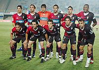 Fotball<br /> Spania<br /> 14.11.2007<br /> Foto: Cordon Press/Digitalsport<br /> NORWAY ONLY<br /> <br /> Lagbilde Recreativo Huelva