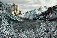 Yosemite National Park 1988-2012